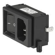 KP01 (Sicherungshalter), SGE GST, PG05, Kombielement Leiterplatte 10A ohne Filter