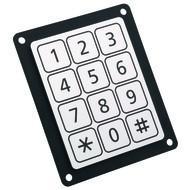 Piezo Keypads