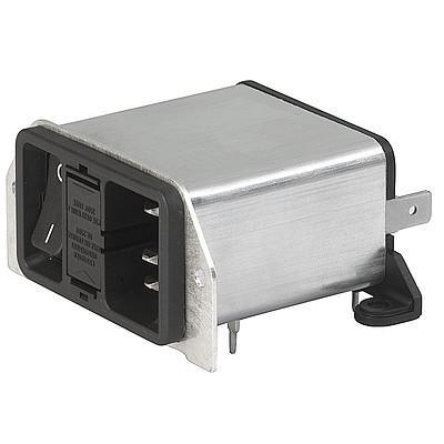 DD22, SGE GST, PG06, Kombielement Leiterplatte 10A mit Filter