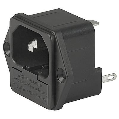 1062, SGE GST, PG05, Kombielement Frontplatte 10A ohne Filter