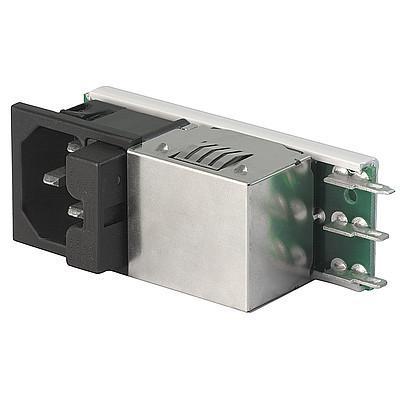 Felcom 54, SGE GST, PG06, Kombielement Frontplatte 10A mit Filter