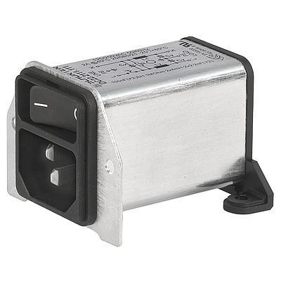 DC22, SGE GST, PG06, Kombielement Leiterplatte 10A mit Filter
