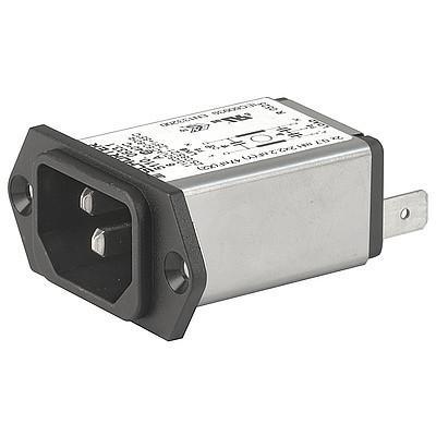 5110, SGE GST, PG06, Kombielement Frontplatte 10A mit Filter