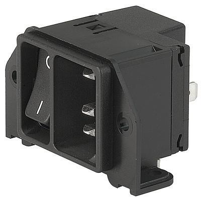 DC21, SGE GST, PG05, Kombielement Leiterplatte 10A ohne Filter